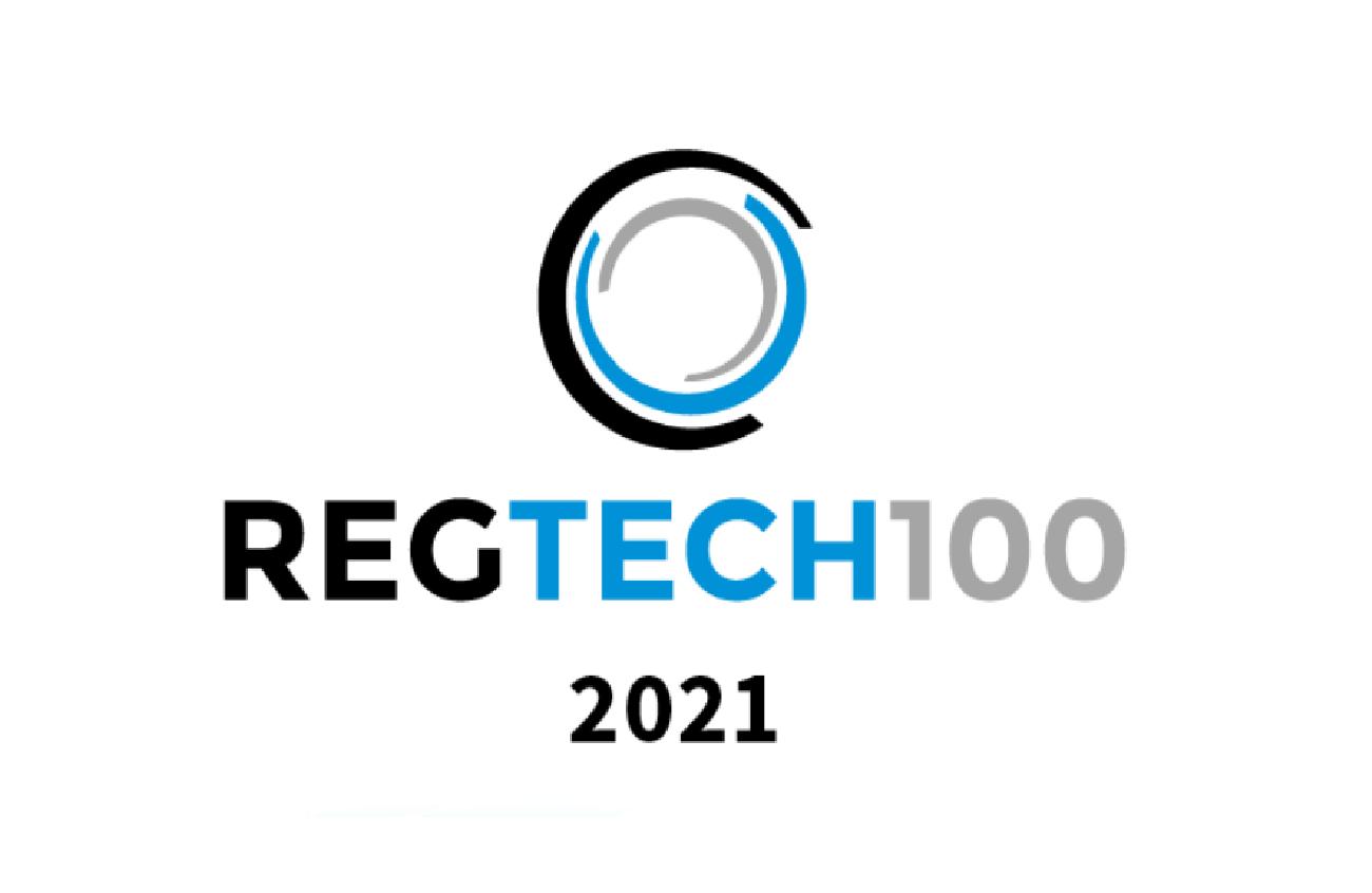 RegTech 100 2021 Winner